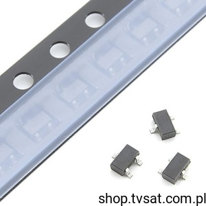 [25pcs] Dioda PIN x2 6GHz BAR64-05W SMD-SOT323 INFINEON