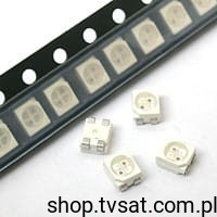 [10szt] LED SMD Red/Green LSPT670 SMD OSRAM