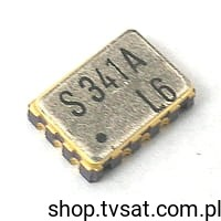 [10szt] Filtr SAW 341MHz TFR341A SMD VECTRON