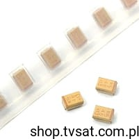 [100szt] Tantal SMD-A 10uF 4V T491R106M004AS KEMET