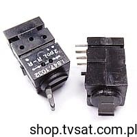 [10szt] 1847.1032 Rocker Switch THT MENTOR