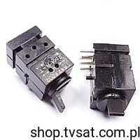 [10szt] 1847.6032 Rocker Switch THT MENTOR
