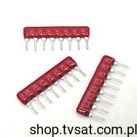 [200szt] 4608X-102-221 220R Network Resistor SIP8 BOURNS
