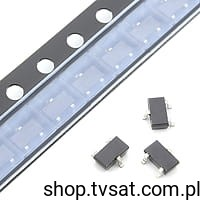 [100szt] Tranzystor PNP 30V 0.1A BC857C SMD-SOT23 PHILIPS