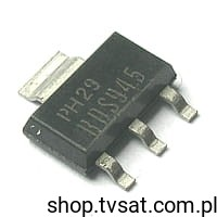 [100szt] BDS945 NPN 32V 5A SMD-SOT223 PHILIPS