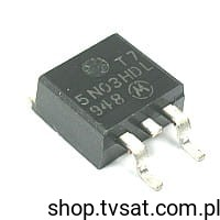 [1szt] Tranzystor MOSFET-N 25V 75A MTP75N03HDL SMD-TO263 MOTOROLA