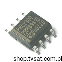 [5szt] Tranzystor Dual MOSFET N+P 300V PHC2300 SMD-SO8 PHILIPS