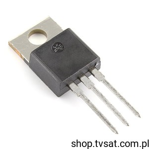 [1szt] Tranzystor MOSFET-N 30V 75A 120W SUP75N03-07 TO220 SILICONIX