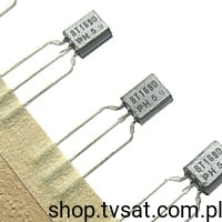 [5szt] Tyrystor 400V 0.8A BT169D TO92 PHILIPS