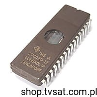 [1szt] IC EPROM UV 2M TMS27C020-12JL [CLEAN] DIP32CW TEXAS