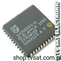 [1szt] 343S0061-A SMD-PLCC44 PHILIPS SEMICONDUCTORS