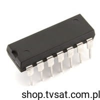 [10szt] IC CMOS CD4001BCN DIP14 NATIONAL