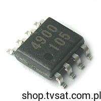 [1szt] Tranzystor Dual MOSFET N+P 60V FQS4900TF SMD-SO8 FAIRCHILD