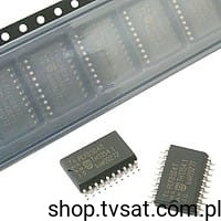 [1szt] IC Kontroler I2C PCF8584T SMD-SO20 PHILIPS