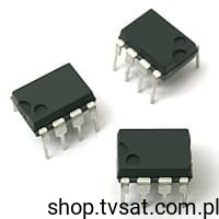 [10szt] IC EEPROM 256Bit NM93C06N DIP8 NATIONAL