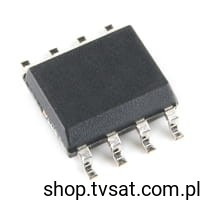 [5szt] IC EEPROM 2K -40/+85'C ST93C56M6 SMD-SO8 STM