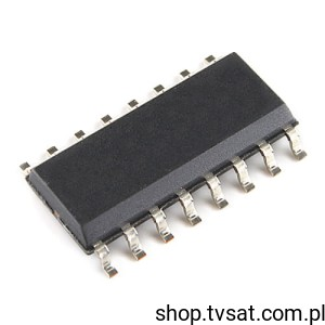 [1szt] IC RS232 -40/+85'C ADM232AAR SMD-SO16 ANALOG