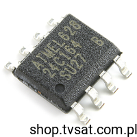 [10szt] IC EEPROM 16K AT24C164-10SC-2.7 SMD-SO8 ATMEL