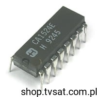 [1pc] IC PWM -55/+125'C CA1524E DIP16 HARRIS