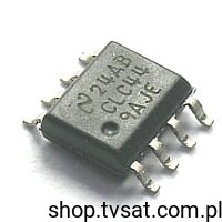 [1szt] IC Op. Amp. x1 1.1GHz -40/+85'C CLC449AJE SMD-SO8 NATIONAL