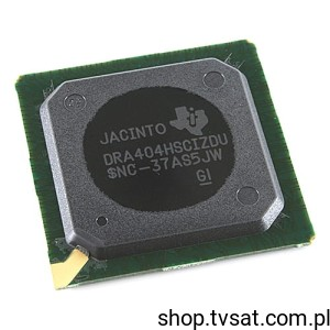 [1szt] IC Car Radio DRA404HSCIZDURQ1 SMD-BGA TEXAS