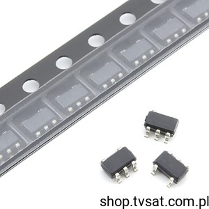 [10szt] IC 3V LVDS Line Receivers DS90LV012ATMF SMD-SOT23-5 TEXAS
