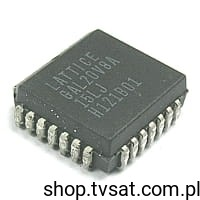 [10szt] GAL20V8A-15LJ SMD-PLCC28 LATTICE