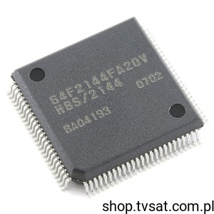[1szt] IC uPC + FLASH 128K HD64F2144FA20V SMD-QFP100 RENESAS