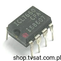 [10szt] ICL7660CPA Conversion Power Supply DIP8 INTERSIL