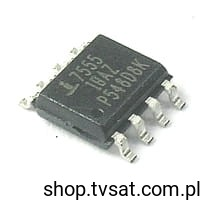 [1szt] IC Timer -25/+85'C ICM7555IBA SMD-SO8 INTERSIL