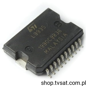 [1szt] IC 2 phase Motor Driver L9935 SMD-POWER-SO20 STM