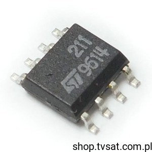 [10szt] IC Komparator -40/+85'C LM211DR2 SMD-SO8 MOTOROLA