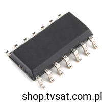 [10szt] IC Komparator LM339M SMD-SO14 STM