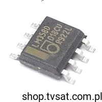 [10szt] IC Op. Amp. Dual LM358D SMD-SO8 PHILIPS