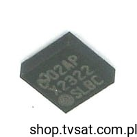 [1szt] IC PLL 2.0GHz LMX2322SLBX SMD-SLB16A NATIONAL