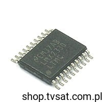 [1szt] IC PLL 2.5GHz/510MHz LMX2330LTMG SMD-TSSOP20 NATIONAL