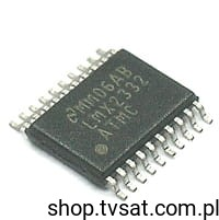 [1szt] IC PLL 1.2GHz/510MHz LMX2332ATMC SMD-TSSOP20 NATIONAL