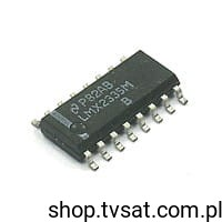 [1szt] IC PLL 1.2GHz LMX2335LM SMD-SO16 NATIONAL