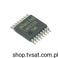 [1szt] IC PLL 1.1GHz LMX2335LT SMD-TSSOP16 NATIONAL