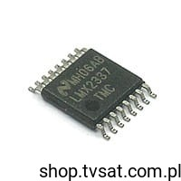 [1szt] IC PLL 1.1GHz LMX2337LM SMD-TSSOP16 NATIONAL