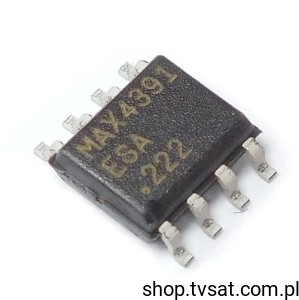 [10szt] MAX4391ESA Switched Inverting Regulator SMD-SO8 MAXIM