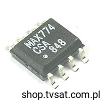 [1szt] IC DC-DC Inverting MAX774CSA SMD-SO8 MAXIM