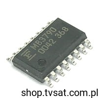 [5szt] MB3790 Back-Up Switch Battery SMD-SO16 FUJITSU BULK