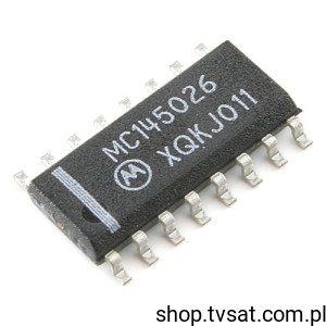 [1szt] IC Encoder MC145026D SMD-SO16 MOTOROLA