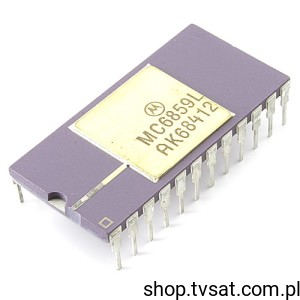 [1szt] IC Security MC6859L DIP24CG MOTOROLA