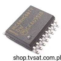 [2szt] MC68HC68T1DW SMD-SO16L MOTOROLA