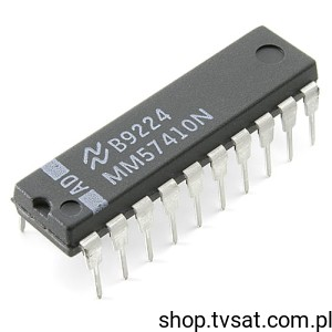 [1szt] IC Decoder MM57410N DIP20 NATIONAL