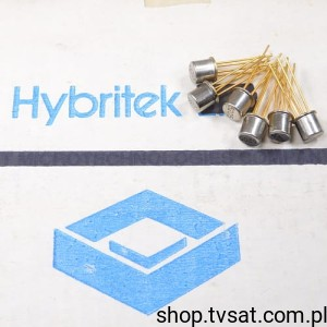 [1szt] IC Amp. 600MHz 20dB NE5205 TO18-4 HYBRITEK