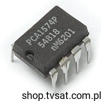 [1szt] IC Clock PCA1574P DIP8 PHILIPS