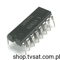 [3szt] SAA1056 IC PLL Synthesis DIP16 PHILIPS